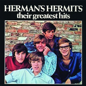 Image for 'HERMAN'S HERMITS THEIR GREATEST HITS'
