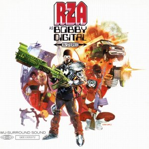 Image pour 'RZA as Bobby Digital in Stereo'