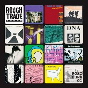 Image for 'Rough Trade Shops: Post Punk, Volume 1 (disc 1)'
