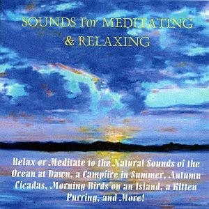 Image pour 'Sounds For Meditating & Relaxing'