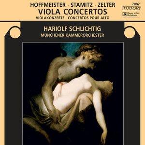 Image for 'Stamitz, C.: Viola Concerto, Op. 1 / Hoffmeister, F.A.: Viola Concerto in D Major / Zelter, C.F.: Viola Concerto in E Flat Major'