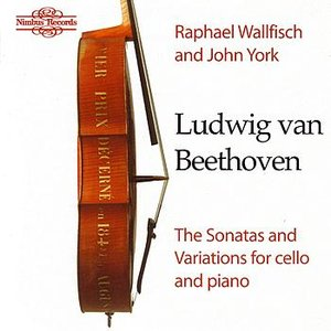 Image for 'Beethoven: The Sonatas and Variations for Cello and Piano'