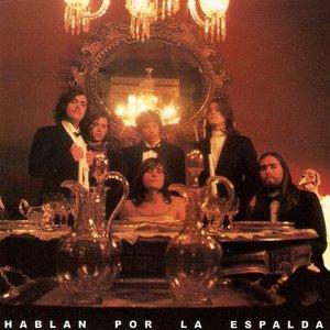 Image for 'hablan por la espalda'