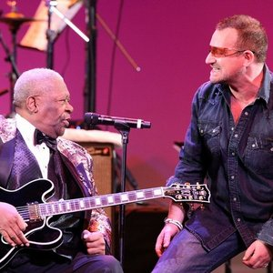 Image for 'U2 and BB King'