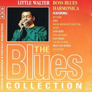 Bild für 'The Blues Collection 20: Boss Blues Harmonica'
