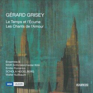 Image for 'Grisey: Les Chants de l'Amour'
