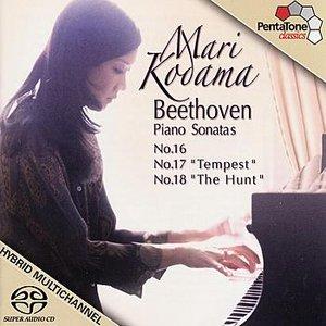 Image for 'BEETHOVEN: Piano Sonata Nos. 16-18'