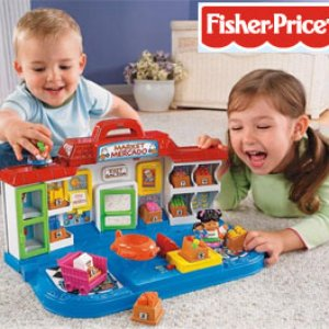 Image pour 'Fisher Price - Little People'