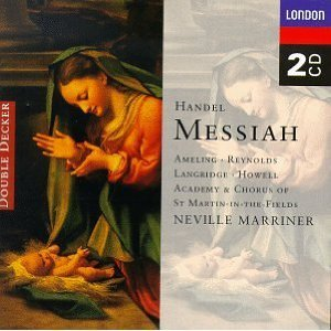 Image for 'Messiah: Arias and Choruses (Academy and Chorus of St. Martin-In-The-Fields)'