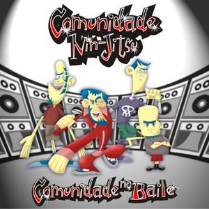Image for 'Comunidade No Baile'
