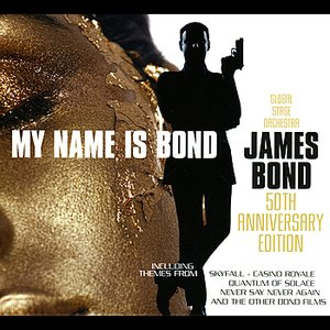 Imagem de 'My Name Is Bond... James Bond: 50th Anniversary Edition'