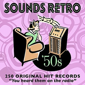 """Image for 'Sounds Retro - 250 Original Hit Records - """"You Heard Them On The Radio""""'"""