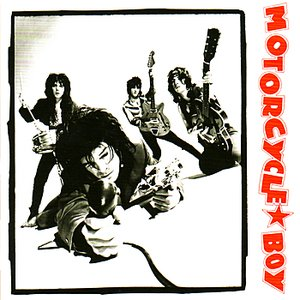 Image for 'Motorcycle Boy'
