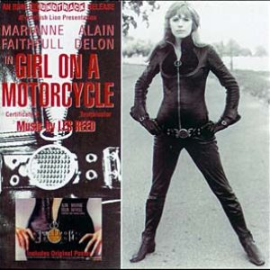 Image pour 'Girl on a Motorcycle'