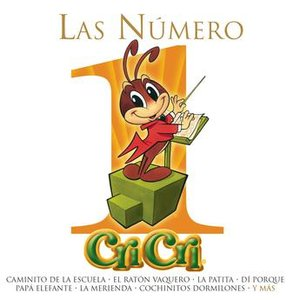 Image for 'Las Numero 1 De Cri Cri'