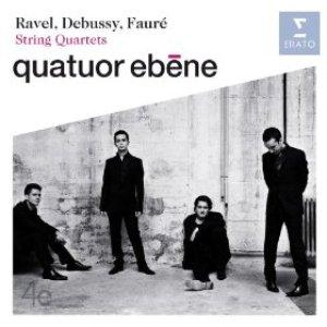 Bild für 'Debussy, Fauré & Ravel: String Quartets'