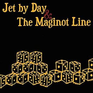 Imagem de 'Jet By Day / The Maginot Line Split 7inch'