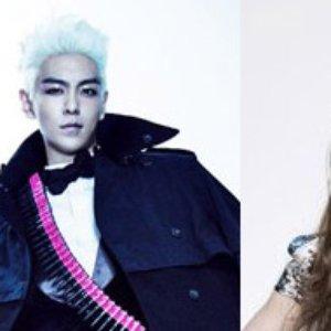 Imagem de 'G-Dragon & T.O.P. feat Park Bom'