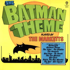 Image for 'The Batman Theme Played By The Marketts'