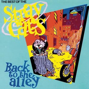 Image for 'Back To The Alley'
