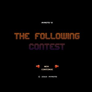 Image for 'The Following Contest'