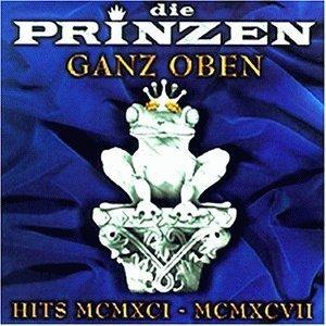 Image for 'Ganz oben: Hits MCMXCI - MCMXCVII'