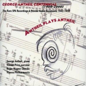 Image for 'Antheil plays Antheil (1942-1952)'