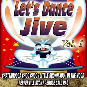 Image for 'Let's Dance Jive Vol.1'