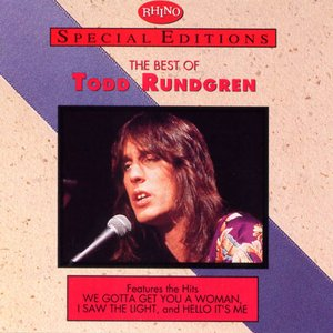 Image pour 'The Best of Todd Rundgren'