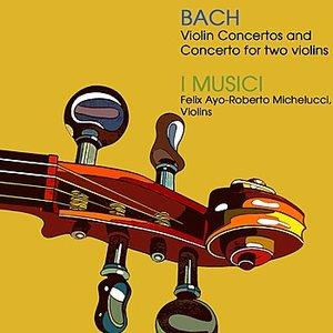 Image for 'Concerto For Two Violins In D Minor, BWV 1043: I. Vivace'