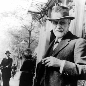 Bild för 'Sigmund Freud'