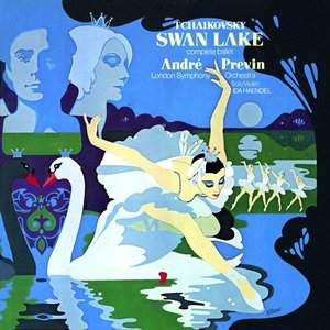 Image for 'London Symphony Orchestra & André Previn'