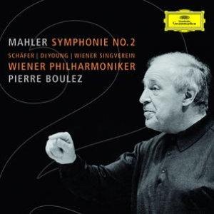"Image for 'Mahler: Symphony No.2 ""Resurrection""'"