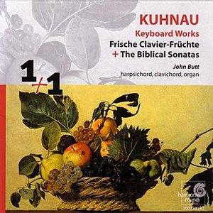 Image for 'Kuhnau: Keyboard Works'