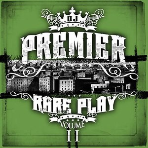 Image pour 'Rare Play Volume II'