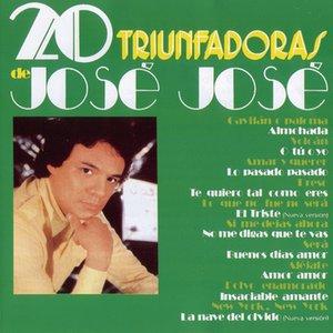 Image for '20 Triunfadoras de José José'