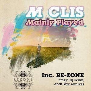 Bild für 'Mainly Played (RZR003)'