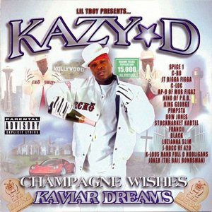 Image pour 'Lil' Troy Presents Champagne Wishes Kaviar Dreams'