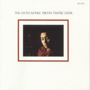 Image pour 'Tibetan Tantric Choir'
