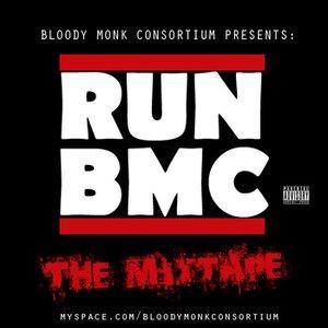 """""""Run BMC Mixtape""""的封面"""