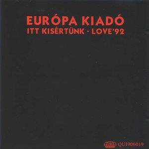 Image for 'Itt Kisértünk - Love'92'