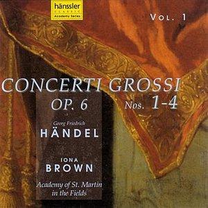 Image for 'Concerti Grossi Op. 6 Nos. 1 - 4'