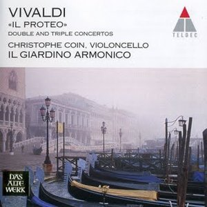 Image for 'Vivaldi : Double & Triple Concertos, 'Il Proteo''