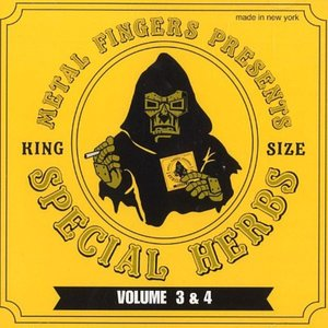 Image for 'Metal Fingers Presents: Special Herbs, Volume 3 & 4'