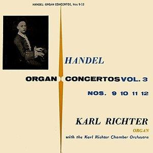 Image for 'Handel Organ Concertos'