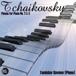 Immagine per 'Tchaikovsky: Pieces for Piano No. 2 & 3'