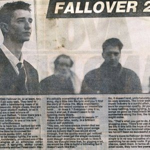 Image for 'Fallover 24'