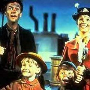 Image for 'Dick Van Dyke, Julie Andrews, Matthew Garber & Karen Dotrice'