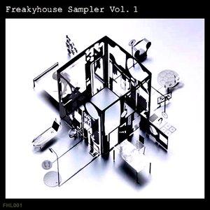 Imagem de '[FHL001] Freakyhouse Sampler Vol 1.'