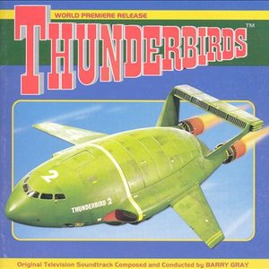 Image for 'Thunderbirds'
